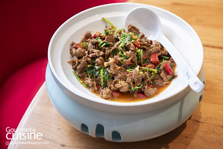 แวะกินอาหารหูหนานขนานแท้ ที่  La Meow สาขา เซ็นทรัลเวิลด์