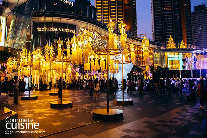 Bangkok Illumination 2020 @ICONSIAM แลนด์มาร์คน่าถ่ายรูปต้อนรับเทศกาลแห่งความสุข