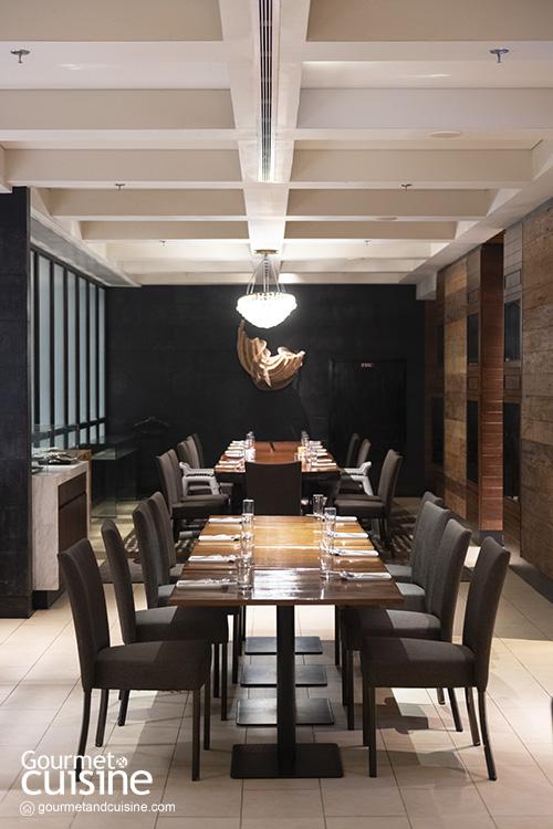 Goji Kitchen & Bar ห้องอาหารบุฟเฟ่ต์นานาชาติ อันน่าประทับใจ