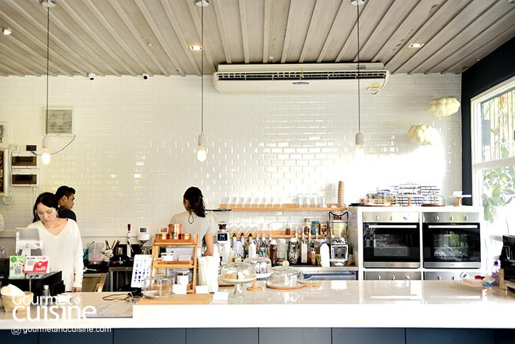 """ความฝัน (ที่เป็นจริง) ในห้องครัวของ """"เพชร-กรุณพล เทียนสุวรรณ"""""""