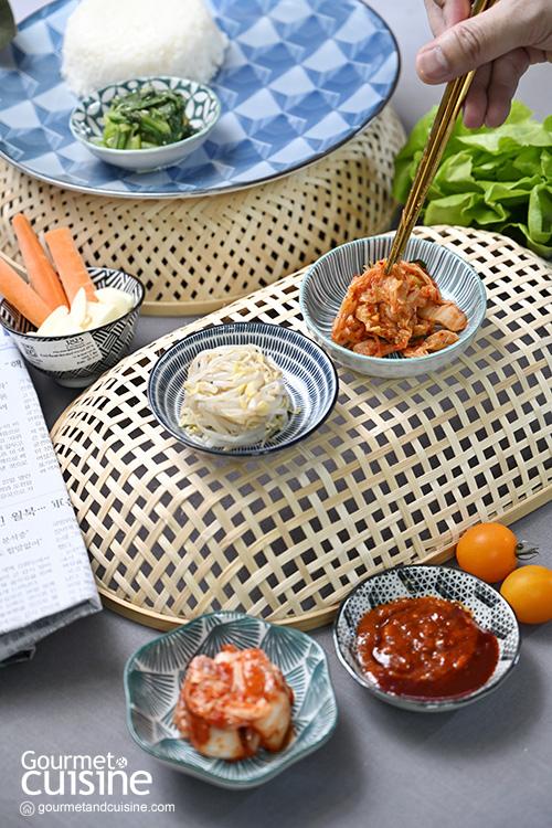 Homey Bulgogi เนื้อหมักซอสเกาหลี