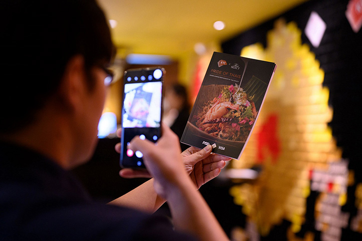 KTC ชวนลิ้มรสอัตลักษณ์อาหารไทยกับ Thai SELECT