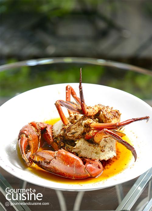 Garlic Chili Crab