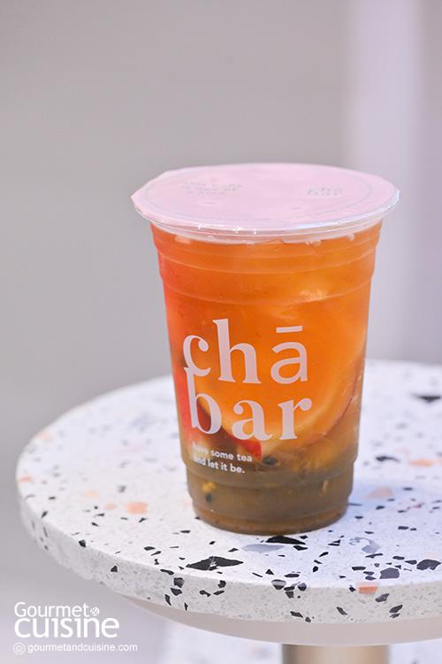 Cha Bar BKK บาร์ชาไข่มุกเพื่อสุขภาพและและใช้วัตถุดิบที่หาได้จากในประเทศ