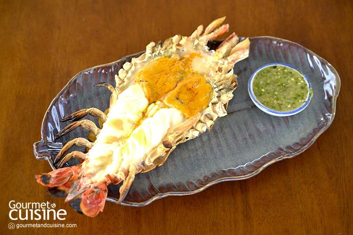 จางวางอิ่ม อาหารไทยโบราณริมเจ้าพระยา