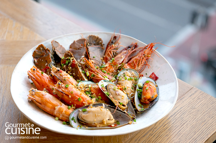 Praya Kitchen บุฟเฟ่ต์อาหารไทยต้นตำรับ @โรงแรม แบงค็อก แมริออท เดอะ สุรวงศ์