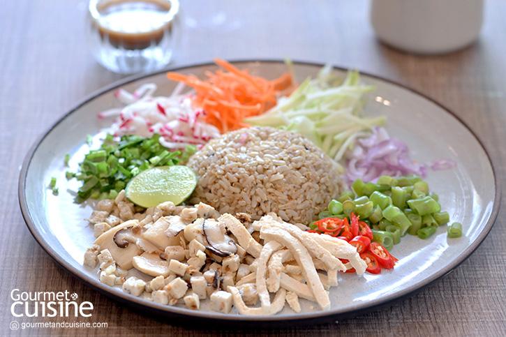 Cheat Day ร้านอาหารเพื่อสุขภาพที่คัดสรรโดยแพทย์และผู้เชี่ยวชาญด้านโภชนาการ