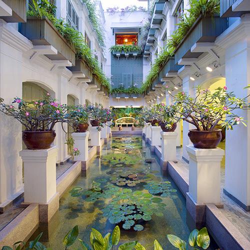 แมนดาริน โอเรียนเต็ล แชร์มุมถ่ายรูปสวยไม่เหมือนใครจากโรงแรมในเครือทั่วโลก