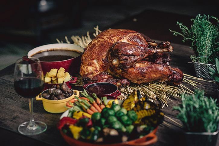 ร่วมเฉลิมฉลองวันขอบคุณพระเจ้า อย่างอบอุ่นทั้งครอบครัว ที่ห้องอาหารซีซั่นนอล เทสท์ส