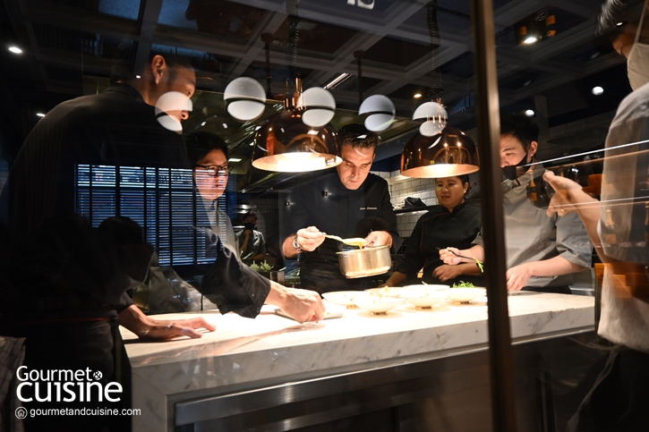 Restaurant Stage x Chef Olivier Limousin