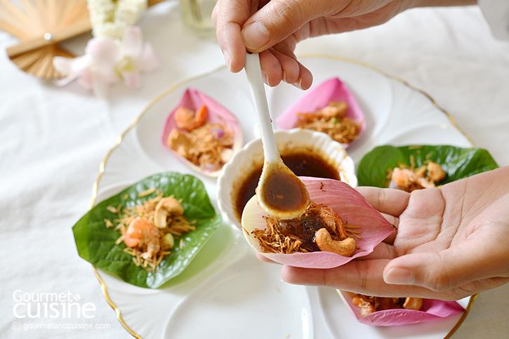 """""""ชานพระนคร"""" ร้านอาหารไทยที่ซุกซ่อนอยู่หลังร้านขายของเก่าบนถนนพระสุเมรุ"""