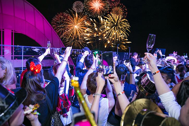 ปีใหม่นี้ เซ็นทาราแกรนด์ฯ เซ็นทรัลเวิลด์ เนรมิตช่วงเวลาแห่งความสุข 5 สไตล์
