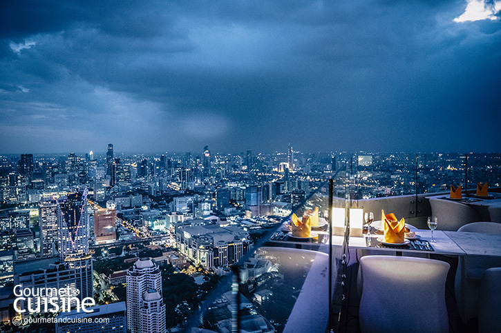 Sky Box @Bangkok Balcony