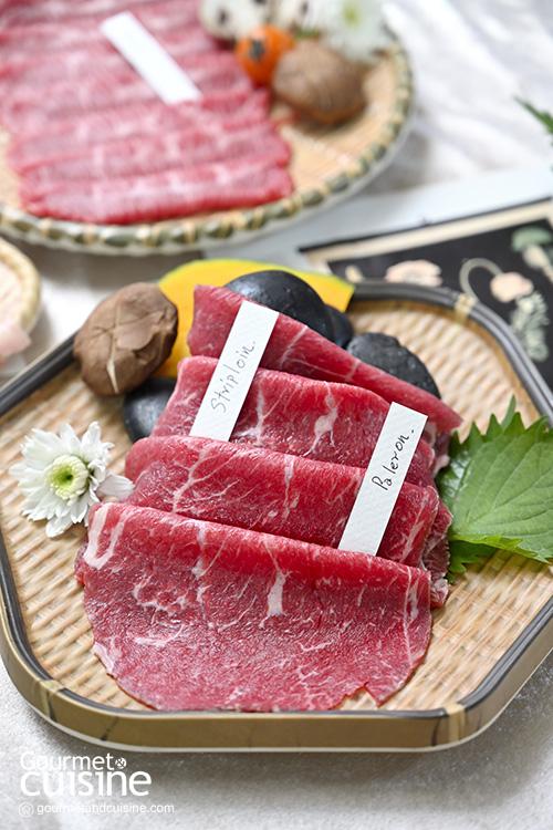Beef New Year ปิ้งย่างเนื้อปาร์ตี้ส่งท้ายปี