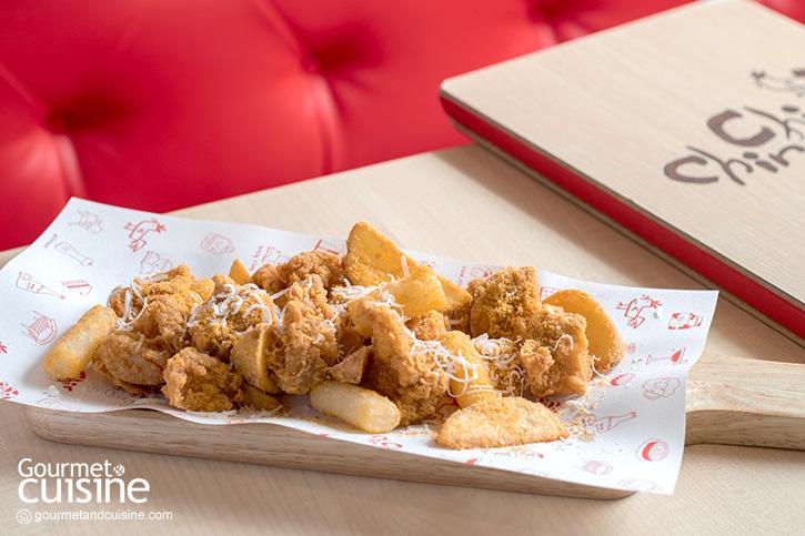 Chir Chir Fusion Chicken Factory Thailand กับโลเคชันใหม่ ที่ Siam Square One