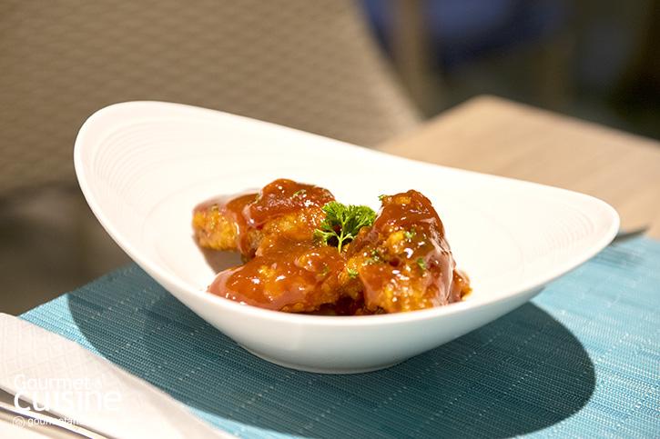 Eat Restaurant ห้องอาหารนานาชาติแสนอร่อยแห่ง OZO North Pattaya