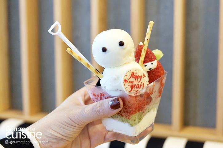 Kyo Roll En เปิดตัว Shinkansen Roll โรลเค้กยาวที่สุดในไทย พร้อมเมนูคริสต์มาสและปีใหม่ที่เราไม่อยากให้พลาด