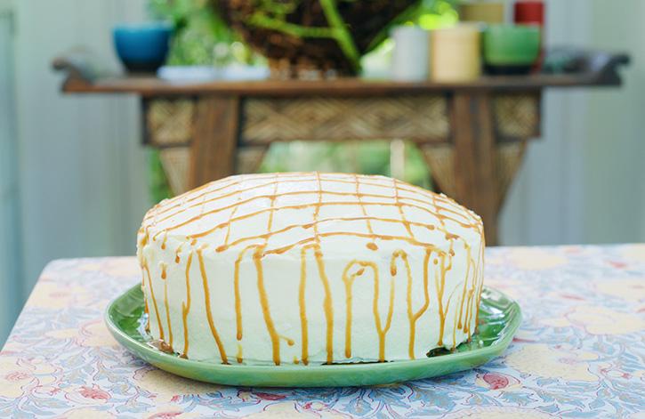 เติมเต็มเทศกาลแห่งความสุขด้วยเค้กสุดละมุน By Pao's Kitchen