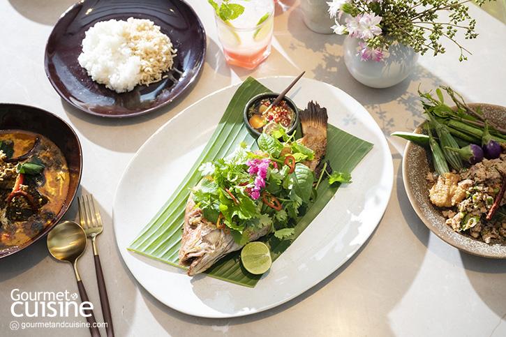"""""""พระนคร"""" ร้านริมน้ำแห่งใหม่กับอาหารไทยสูตรโบราณ"""