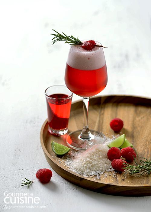 Apple Cranberry Bellini