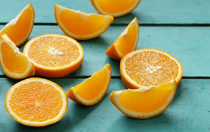"""8 ประโยชน์น่ารู้ของ """"ส้ม"""""""