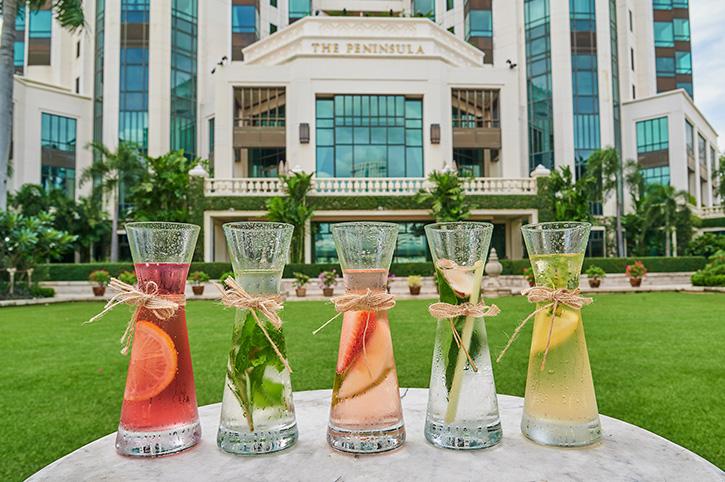 Staycation อย่างมีสไตล์พร้อมโปรแกรมฟื้นฟูสุขภาพ ที่โรงแรมเพนนินซูลา กรุงเทพฯ