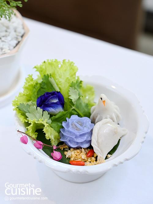 """ร้าน Khao สาขาใหม่ที่เพลินจิตกับเทสติ้งเมนูสุดพิเศษ """"Khao Tasting Menu"""""""