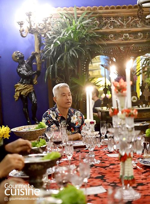 """กินข้าว """"บ้านเผ่าทอง"""" อร่อยลิ้นสำราญตาสราญใจ"""