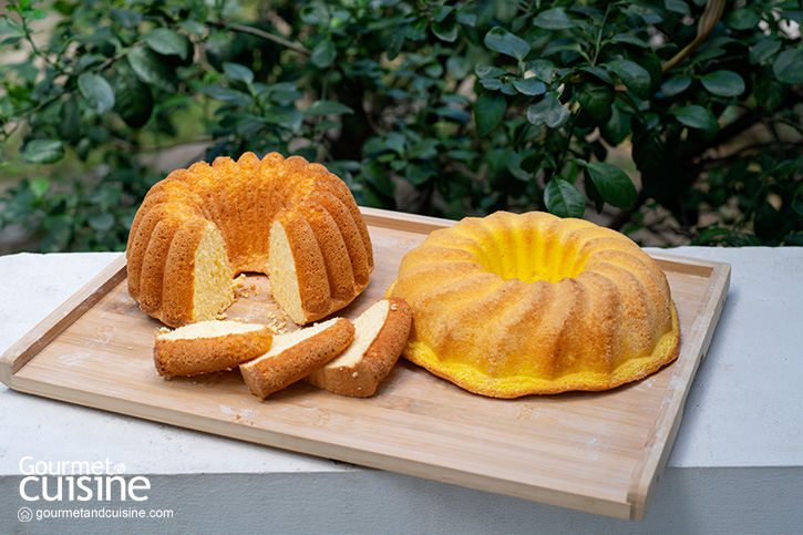 Gâteau Massepain