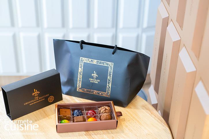 """""""The Chocolate Factory"""" ชิมช็อกโกแลตอร่อยใกล้บ้านกับสาขาใหม่ในเซ็นทรัลลาดพร้าว"""