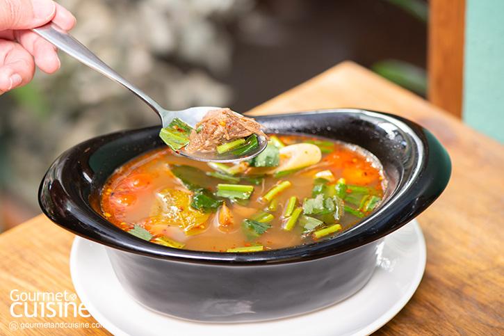 กินข้าวที่ไหนก็ไม่เหมือนที่ Yu Baan Eateryร้านอร่อยใหม่ในอารีย์