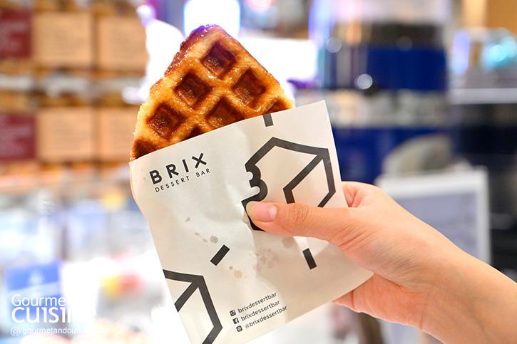 ร้านขนมหวานแฟนตาซี Brix Dessert Bar