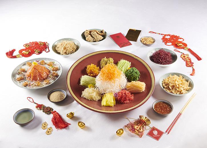 เฉลิมฉลองเทศกาลตรุษจีนรับปีฉลู 2564 ด้วยสุดยอดเมนูสิริมงคล ณ ห้องอาหารจีนพาโกด้า ไชนีส เรสเตอรองท์