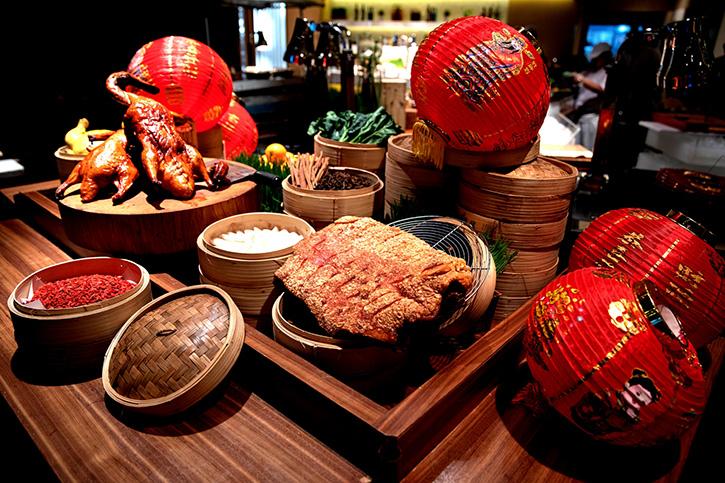 ฉลองเทศกาลวันตรุษจีนปี 2564 ที่ห้องอาหารฟิฟท์ตี้ เซเว่น สตรีท