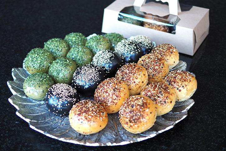 ชุดขนมปังญี่ปุ่นหอมนุ่มจากโรงแรม ดิ โอกุระ เพรสทีจ กรุงเทพฯ