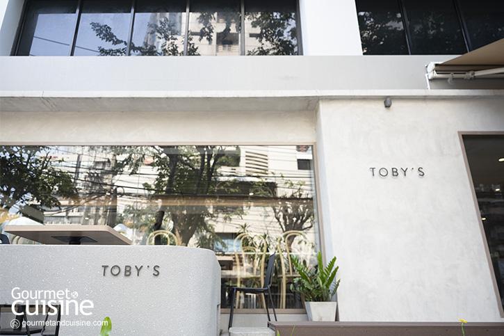 """""""Toby's at Saladaeng"""" ร้านบรันช์ขวัญใจทุกคนกับสาขาใหม่ใจกลางศาลาแดง"""