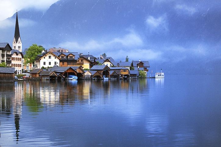 Hallstatt เมืองแห่งภาพฝันที่มีอยู่จริง