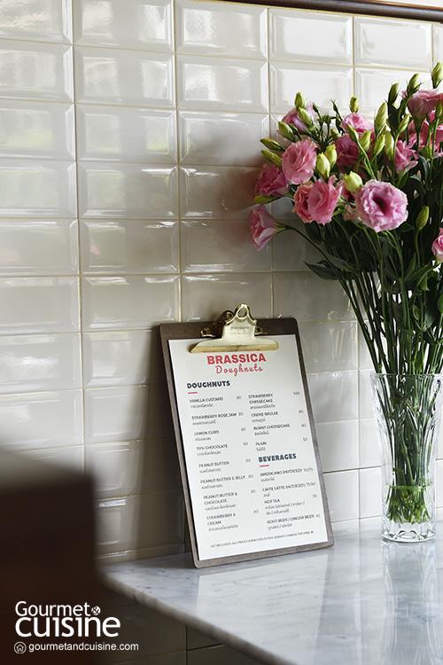 Brassica BKK ร้านโดนัทโฮมเมดรสชาติดี แห่งถนนนางลิ้นจี่