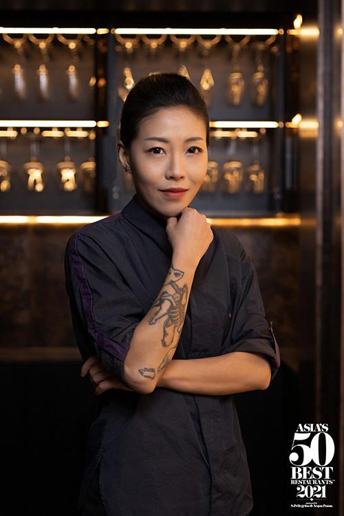 DEAILLE TAM เชฟสาวแดนมังกรคว้า Asia's Best Female Chef 2021
