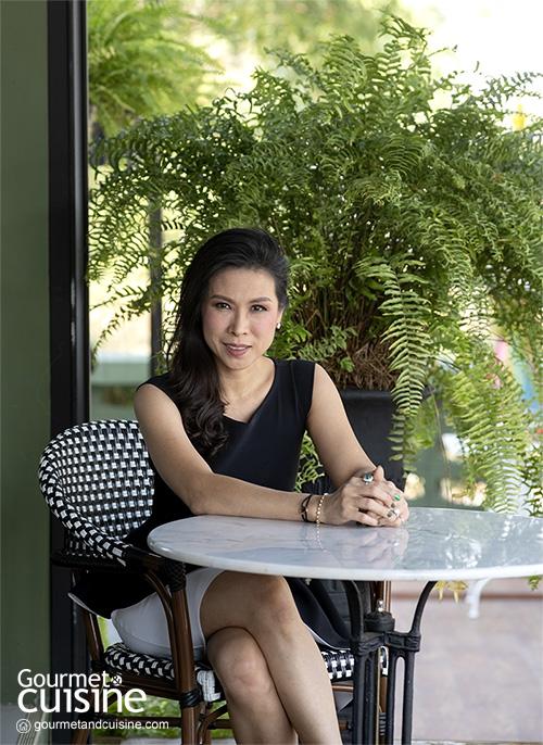 พัชรินทร์ เหมอังกูร กูร์เมท์ วัน ฟู้ดส์ เซอร์วิส (ประเทศไทย)