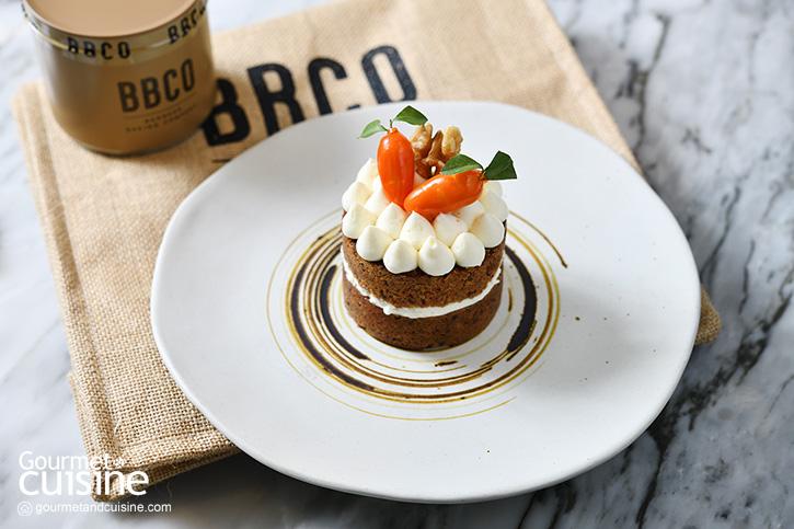 BBCO โลกขนมหวานของ เชฟจี โชติพัฒน์ The Next Iron Chef Thailand