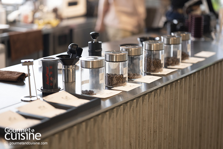 Lazebkk Specialty Coffee สวรรค์บนดินของคอกาแฟ ย่านสะพานควาย