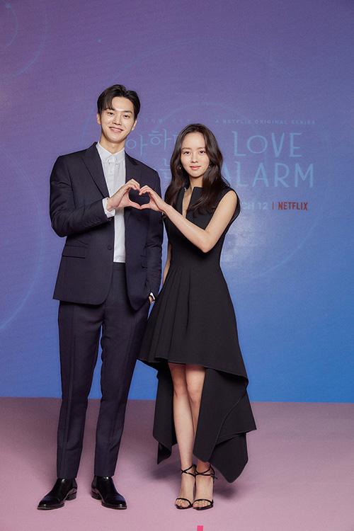 สิ้นสุดการรอคอย Netflix จัดแถลงข่าว Love Alarm 2  พร้อมออนแอร์ 12 มีนาคมนี้!