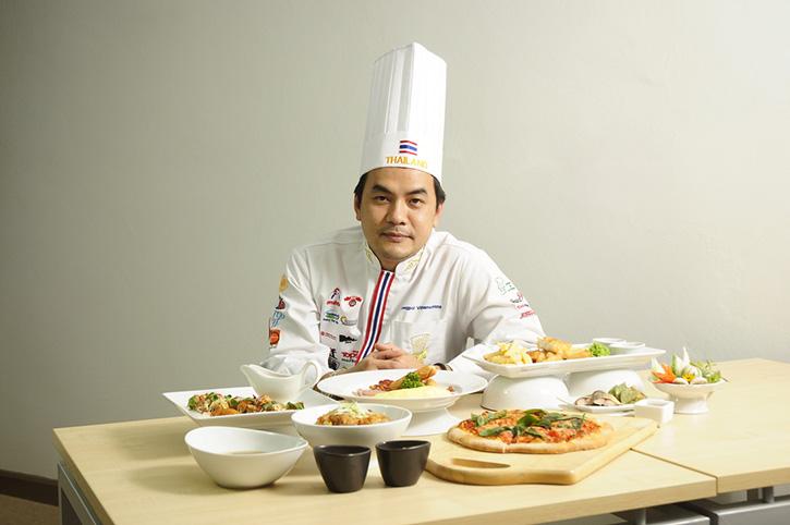 World's Great Ingredients ความอร่อยข้ามชาติจากเชฟไทย-ญี่ปุ่น
