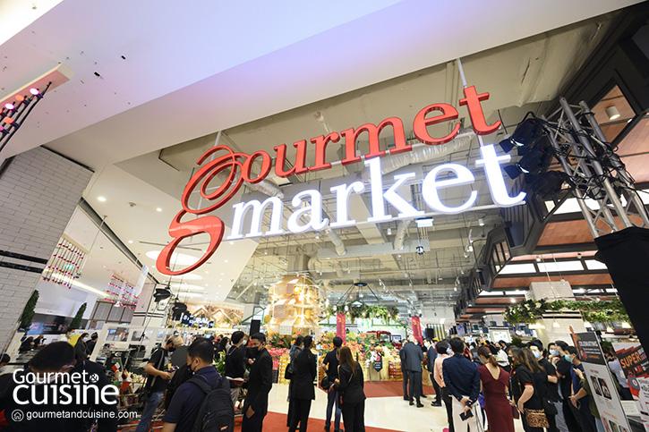 Gourmet Market พารากอน