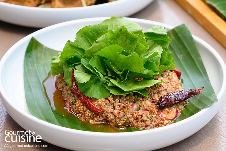 ร้านอาหารโคโค่ เจ้าพระยา (Coco Chaophraya) เปิดตัว 12 เมนูผสมกัญชา