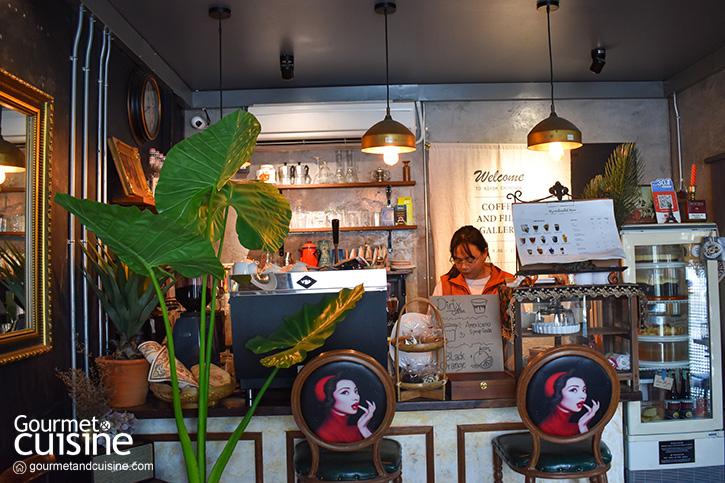 Niyom Chomchob Cafe