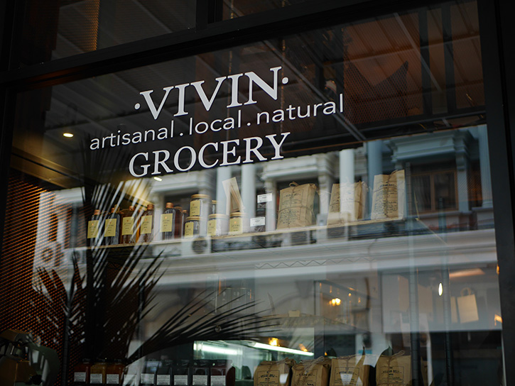 VIVIN Grocery กับเมนูร้านอาหารเต็มรูปแบบ และบริการจัดส่งฟรี