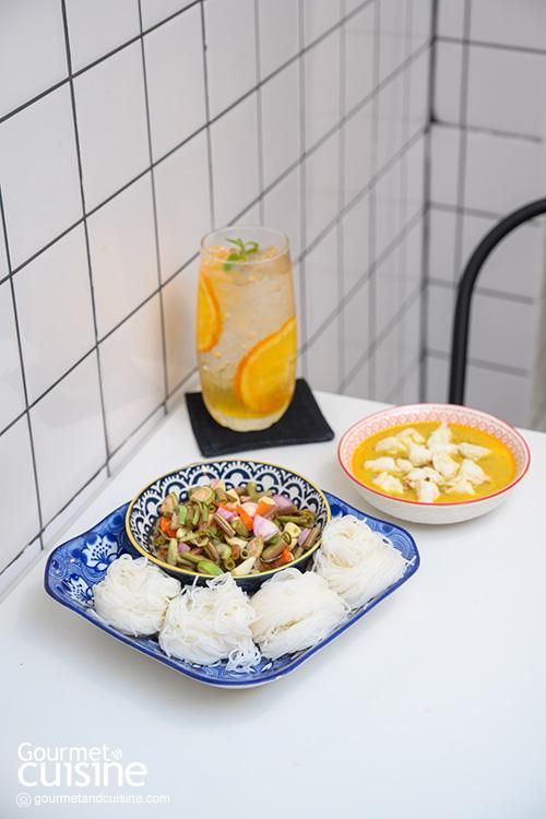 ธธดา ร้านอาหารไทยบน ถ.อรุณอมรินทร์