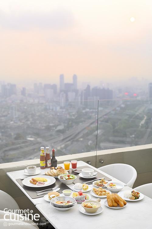 """ไปสเตเคชั่นที่ โรงแรมใบหยก สกาย ฟินกับโปรโมชั่น """"Stay & Dine...above the cloud"""""""
